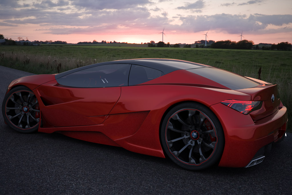 The New New Bmw Gt M1 Dj Storm S Blog
