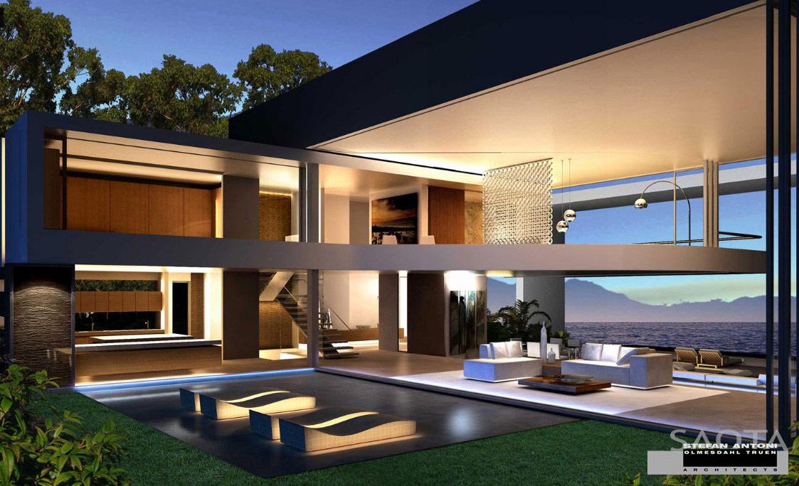 Saota dj storm 39 s blog for Architecture petite villa