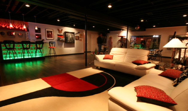 Man Cave Birthday Ideas : Crazy man caves dj storm s