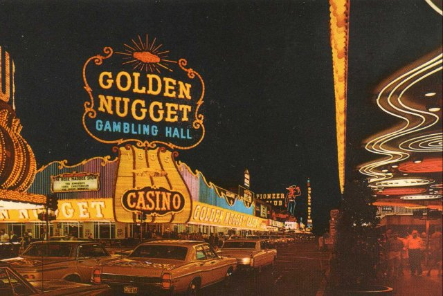 Vegas Golden Nugget