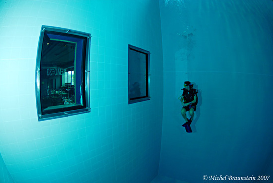 The world s deepest swimming pool dj storm 39 s blog - How deep is the average swimming pool ...