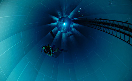 The World S Deepest Swimming Pool Dj Storm 39 S Blog