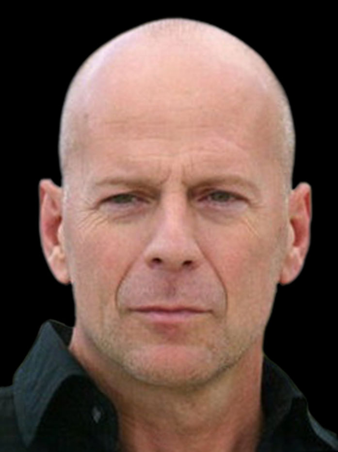Bruce Willis - Actor - Penns Grove, NJ Bruce Willis