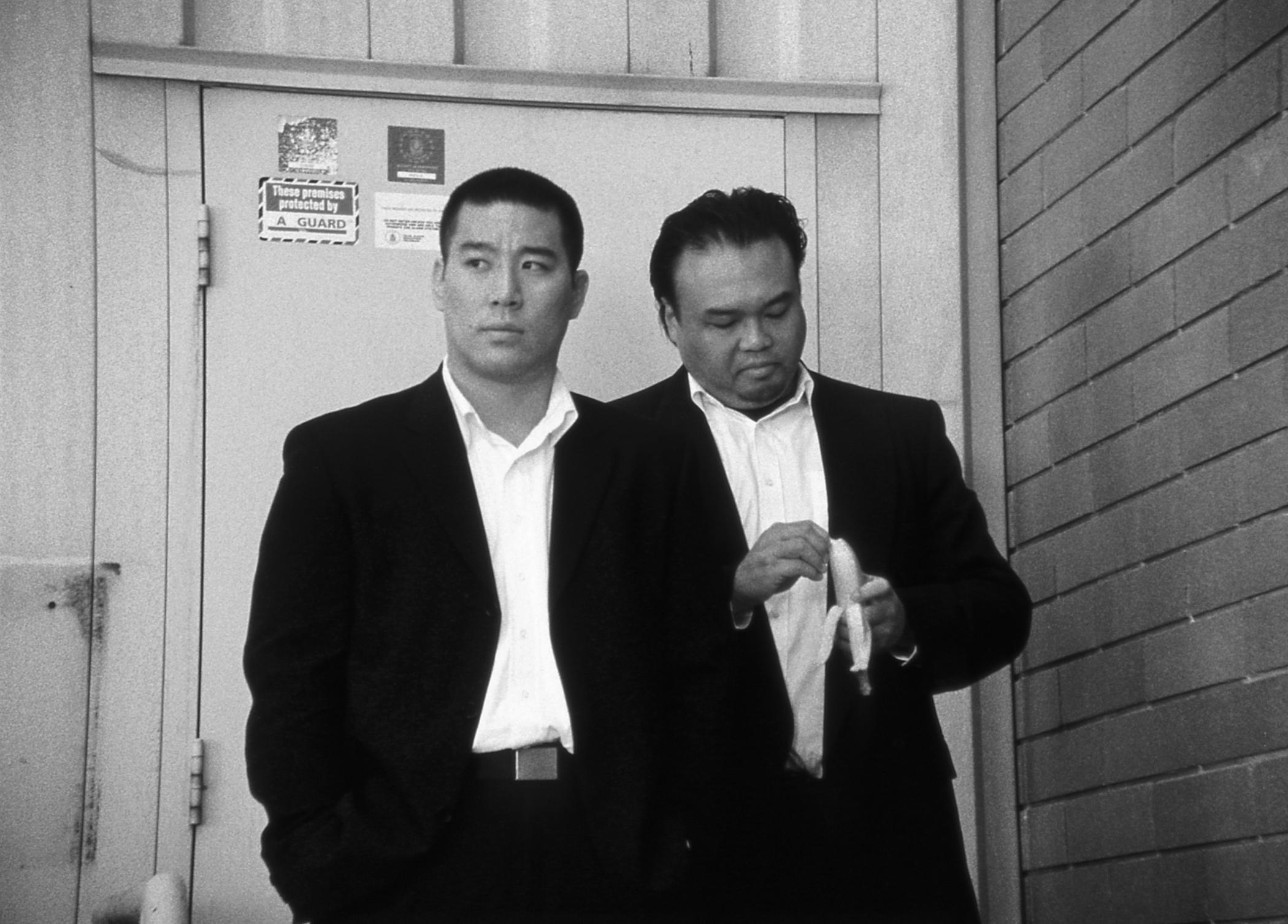Who Said Gangsters Can... Yakuza Gangster Boss
