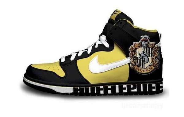 Harry Potter House Nike Shoes