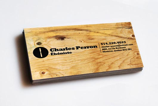 Wooden business cards dj storms blog wooden business cards a colourmoves