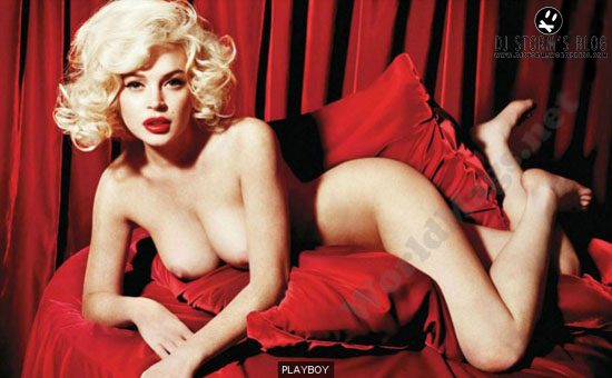 Lindsay Lohan Nude Pics Leaked to Promote The - Gawker