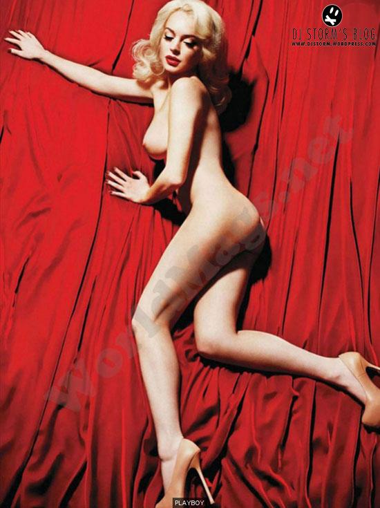 Lindsay Lohan Playboy Shoot Rumors? PEOPLEcom