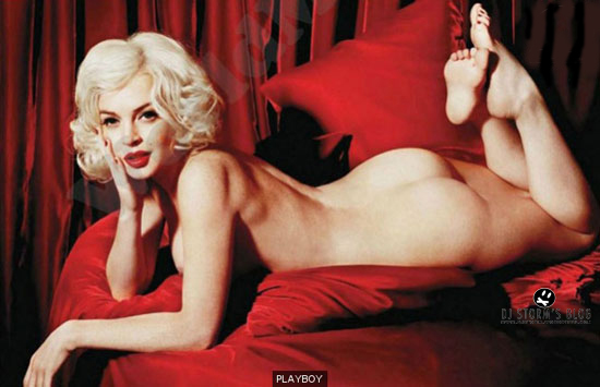 Lindsay lohan nude blog