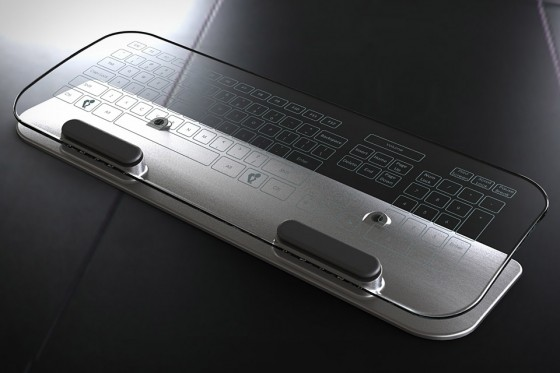 The Multitouch Laser Keyboard & Mouse. | DJ Storm's Blog