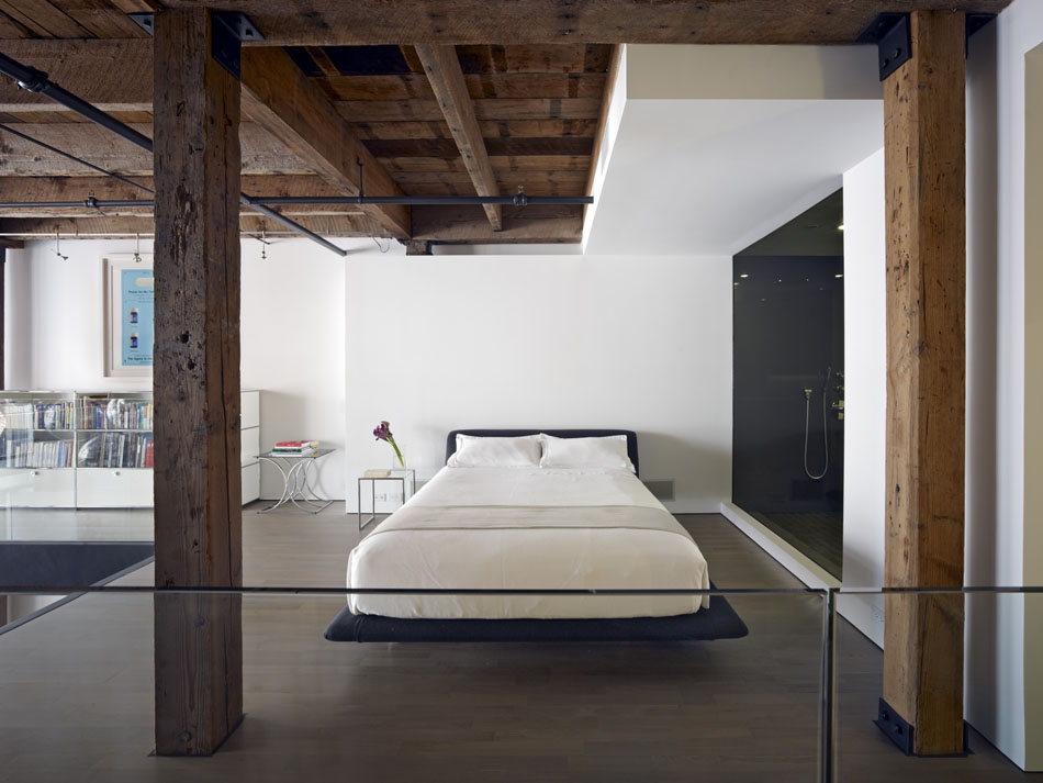 The oriental warehouse loft building dj storm 39 s blog - Chambre style loft industriel ...