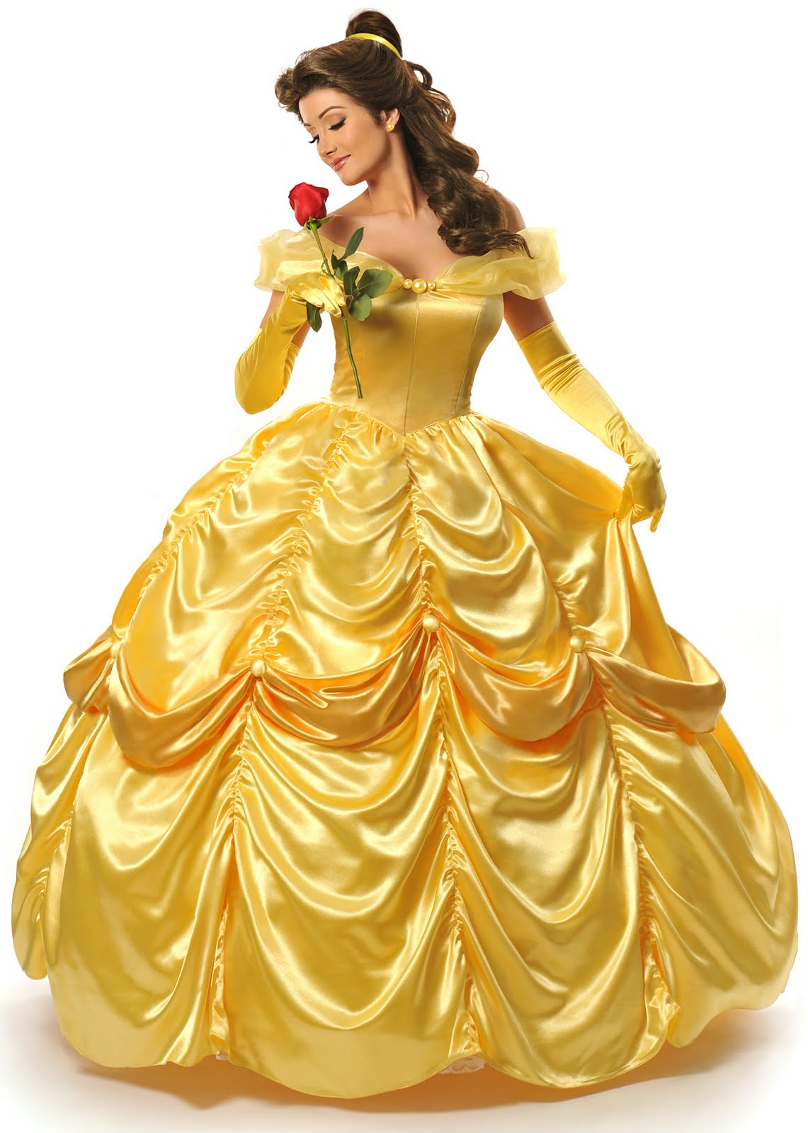 Real Princess Belle