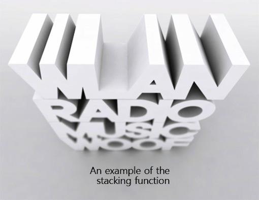 cool word designs