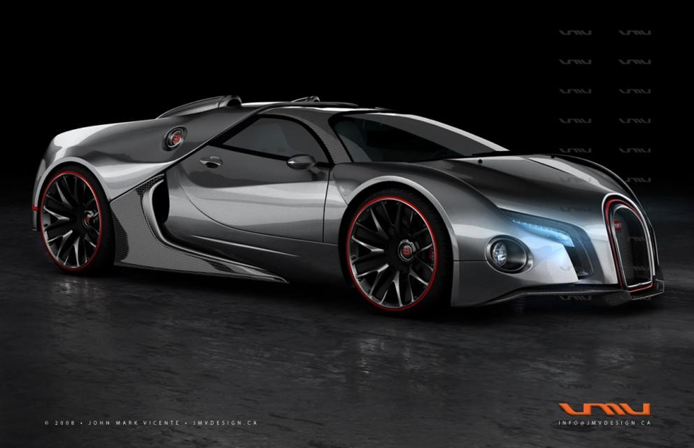 Super Car Concept Designs. | DJ Storm's Blog Bugatti Renaissance Concept