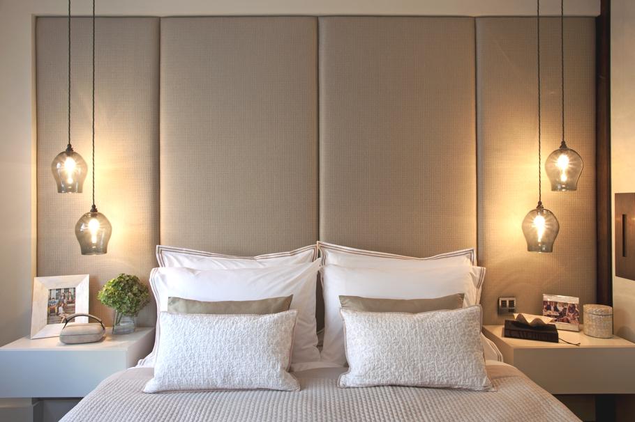 Master Bedroom Bedhead Design