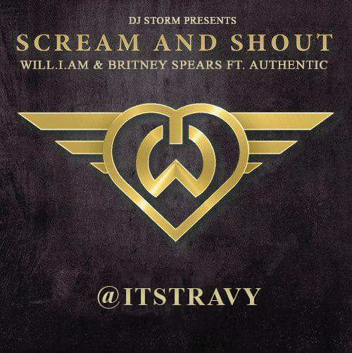 Scream&ShoutTravCover
