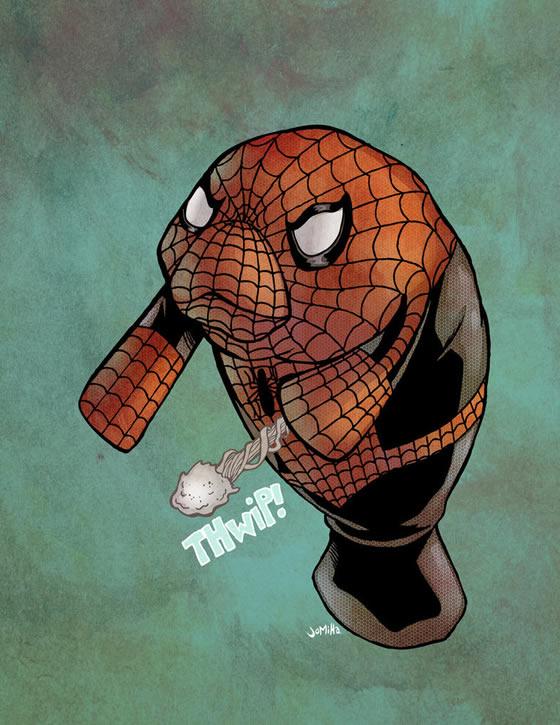 spider_manatee_by_jharris