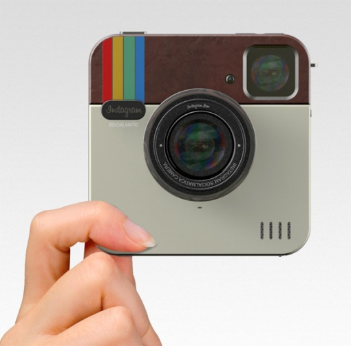 Instagram-socialmatic-camera
