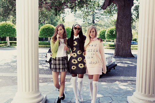 "Wildfox-Couture-Recreates-""Clueless""-For-Its-SpringSummer-2013-Lookbook-11"