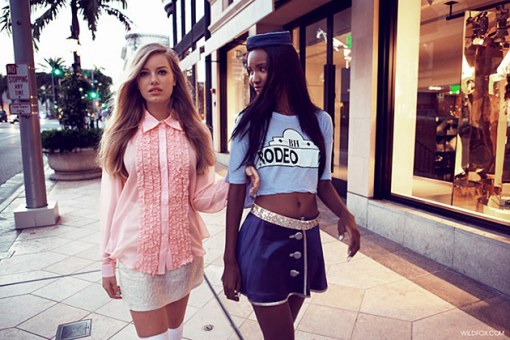 "Wildfox-Couture-Recreates-""Clueless""-For-Its-SpringSummer-2013-Lookbook-23"