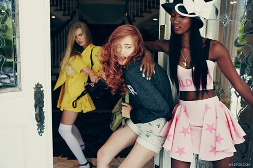 "Wildfox-Couture-Recreates-""Clueless""-For-Its-SpringSummer-2013-Lookbook-3"
