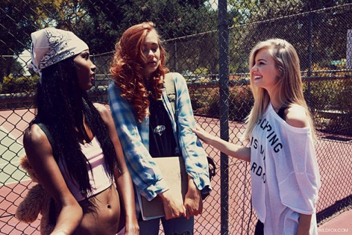 "Wildfox-Couture-Recreates-""Clueless""-For-Its-SpringSummer-2013-Lookbook-4"