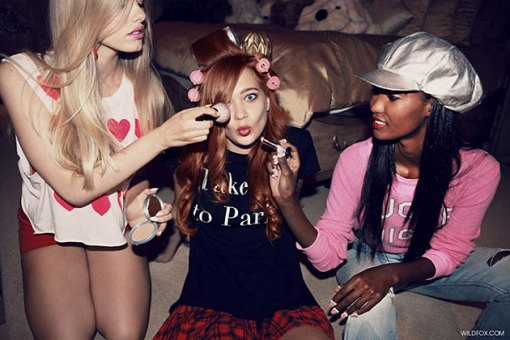 """Wildfox-Couture-Recreates-""""Clueless""""-For-Its-SpringSummer-2013-Lookbook-7"""