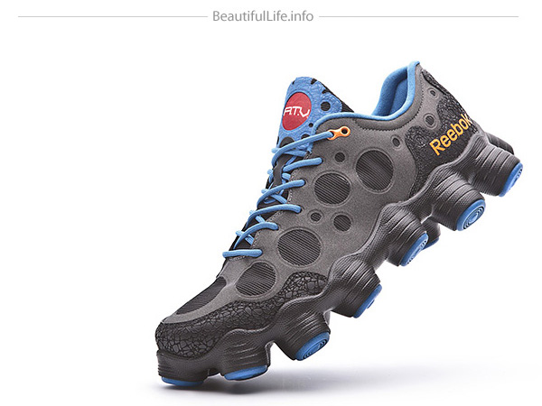 8f03f1571c7 Reebok continues to experiment in footwear design. Their forthcoming ATV 19+  kicks are meant to be an off-road vehicle compared to the highway-driving  ...