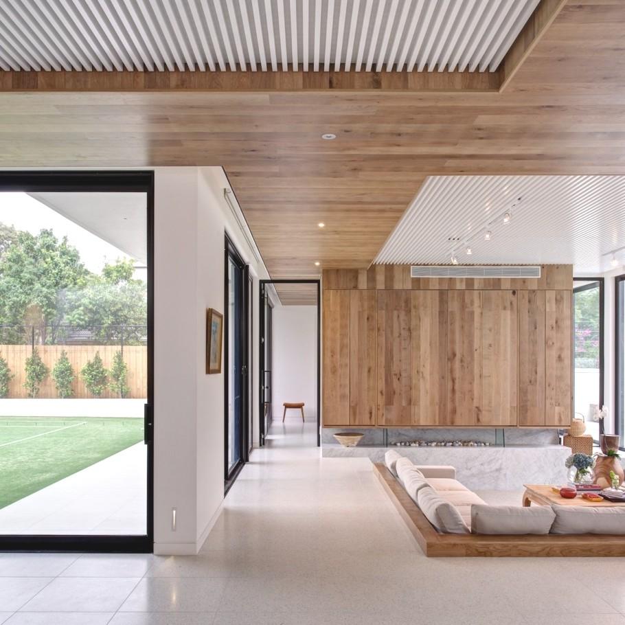 contemporary design at the harmonious brighton escape