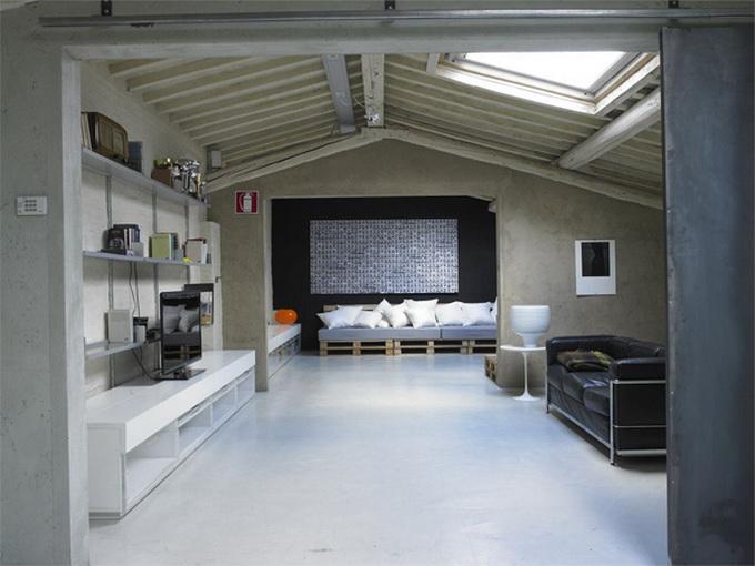 Loft dj storm 39 s blog for Modern loft living room