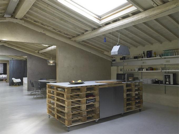 Modern-Minimalist-Loft-in-Florence-