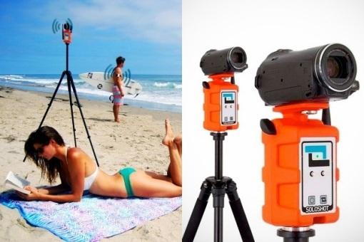 SOLOSHOT-Robotic-Cameraman