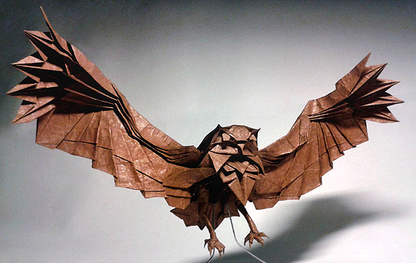 Beautiful Origami By Jaroslav Mishchenko Dj Storms Blog