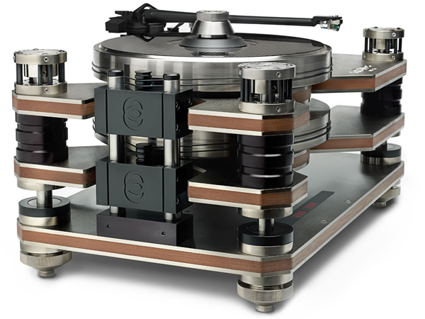 Counterbalanced Turntable by Hammacher Schlemmer