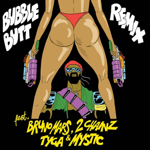 Major-Lazer-Bubble-Butt-feat.-Bruno-Mars-2-Chainz-Tyga-Mystic-Remix
