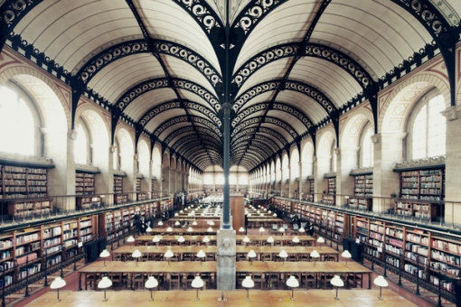 Franck-Bohbot-Library-Paris