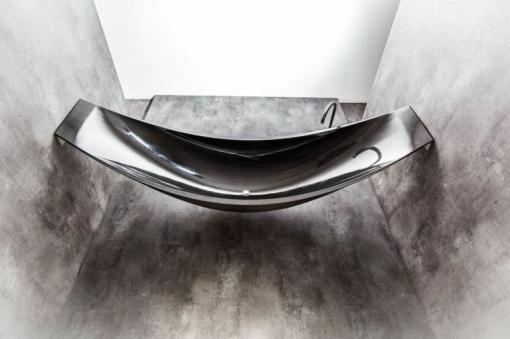 hammock-bathtub