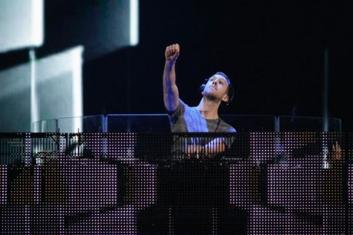 The Ticket - Calvin Harris-1385761