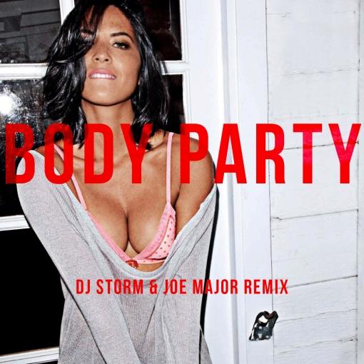 BodyPartyRemixCover