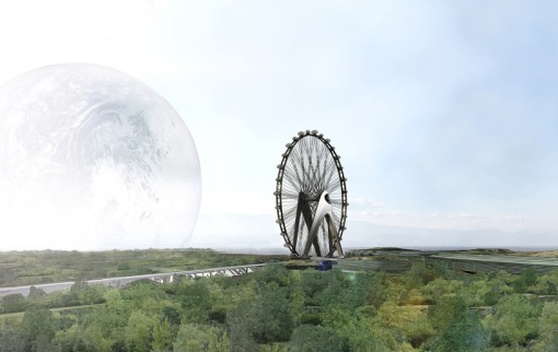 nippon-moon-observation-wheel-UNStudio-designboom-01