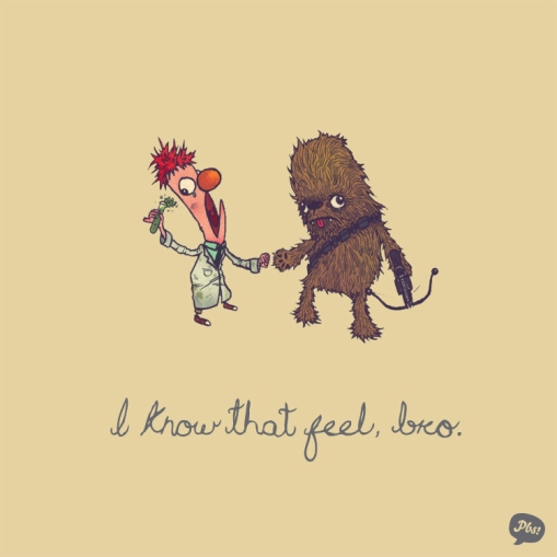 beeker-chewbacca