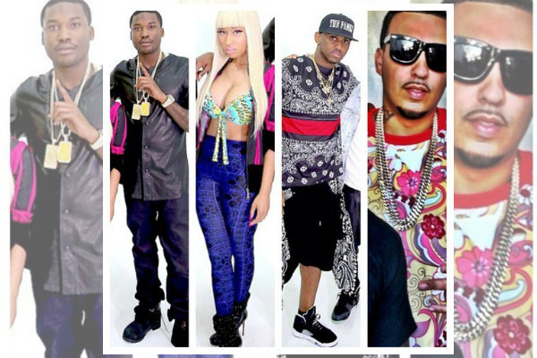 Meek-Mill-Ft.-Nicki-Minaj-Fabolous-French-Montana-–-I-B-On-That