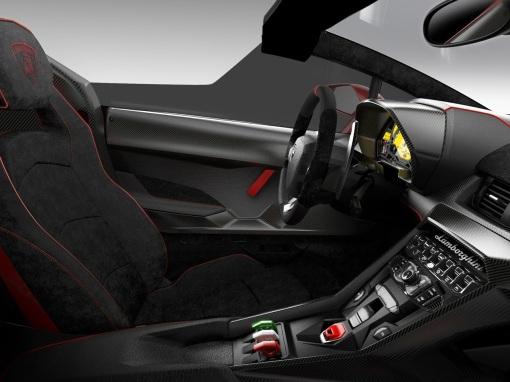 2014-Lamborghini-Veneno-Roadster-Interior