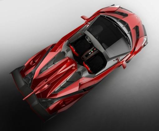 2014-Lamborghini-Veneno-Roadster-Rear-AngleTop