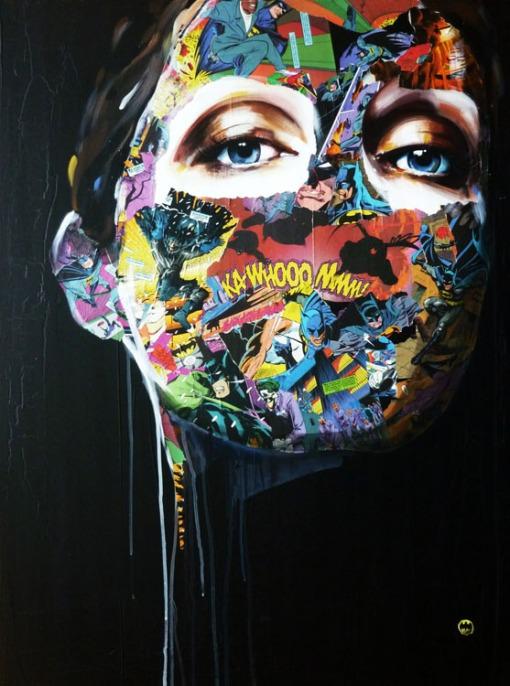 La Cage et la fragilit de lme humaine, 30X40, 2013