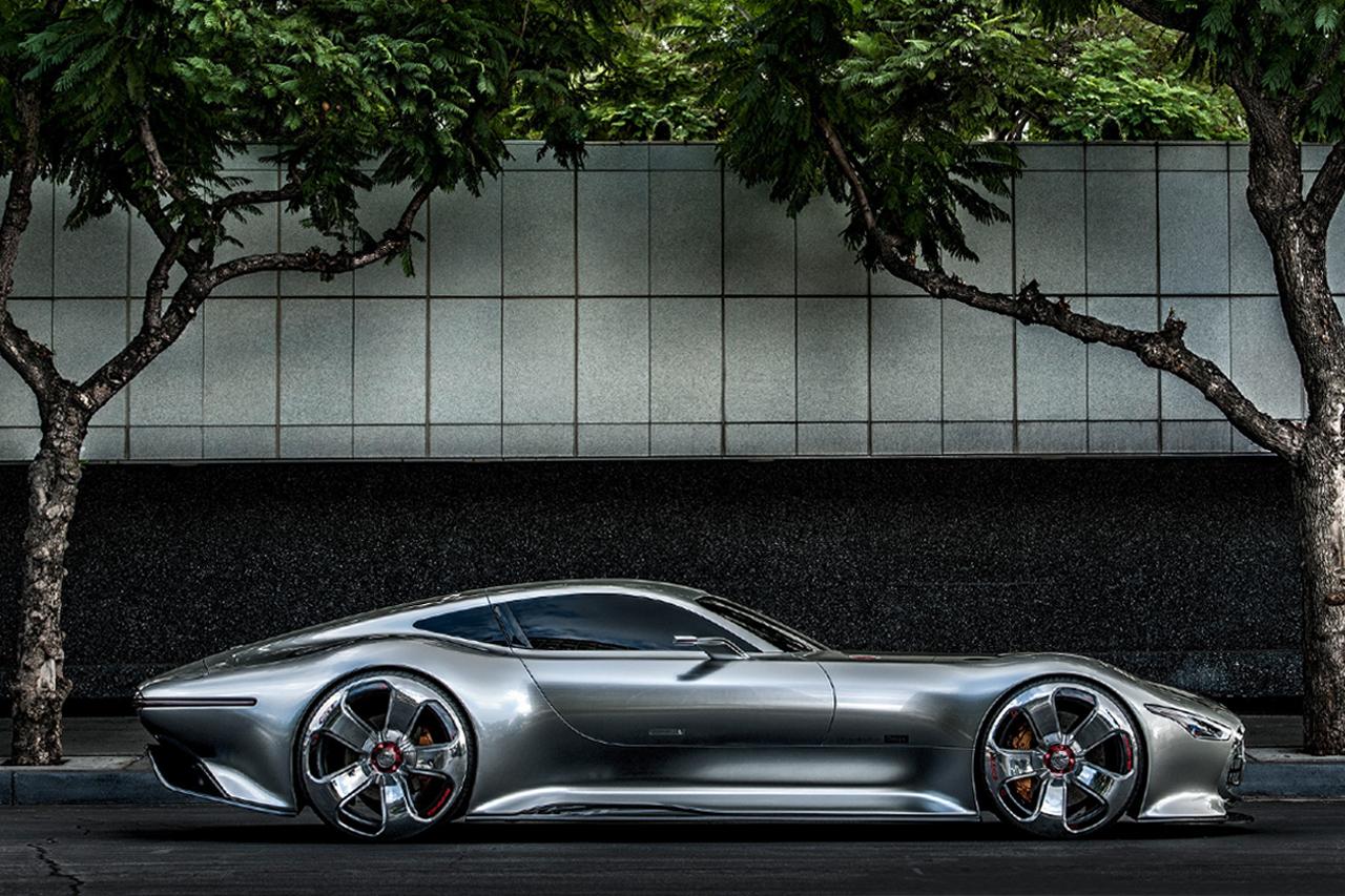 Mercedes-Benz AMG Vision Gran Turismo for Gran Turismo 6 | DJ ...