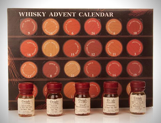 2013-Whiskey-Advent-Calendar