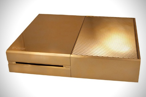 24-Carat-Gold-Plated-Xbox-One