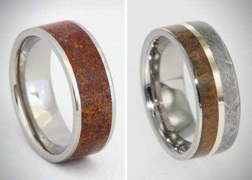 Meteorite-And-Dinosaur-Bone-Rings-3