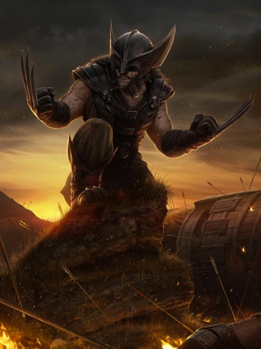 X-Men-Heroes-As-Medieval-Characters-By-Nate-Hallinan-2